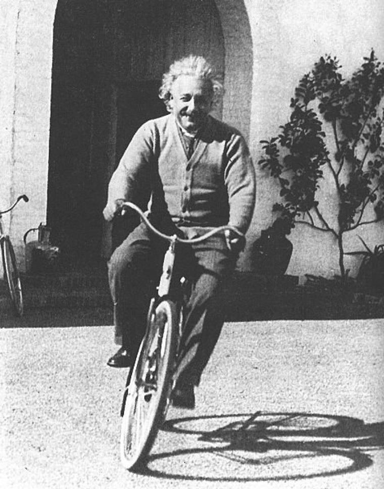 Albert Einstein 6
